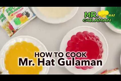 How to Cook Mr. Hat Gulaman