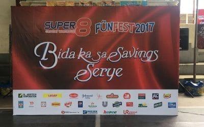 Super 8 Tangay Barangay