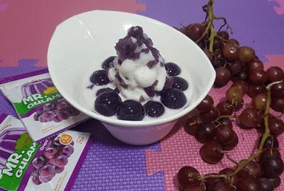 Kyoho Grapes Jelly