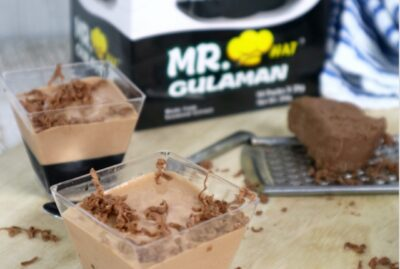 Coffee Gulaman Chocolate Mousse