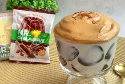 Dalgona Plus Coffee – Mr Hat Gulaman Coffee