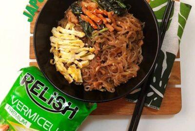 Relish Premium Vermicelli Japchae
